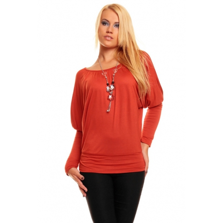 Top Hanne red