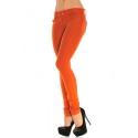 Nohavice Morea orange