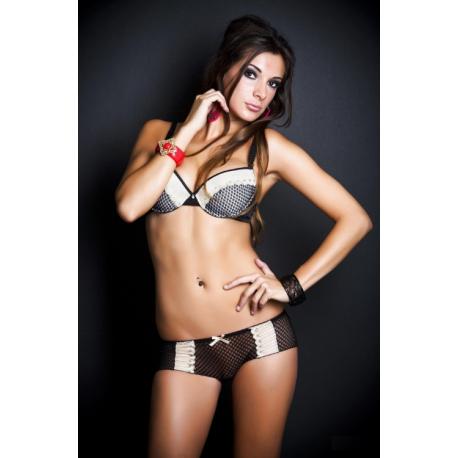 Set Livina beige boxerky