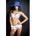 Set Etel white boxerky