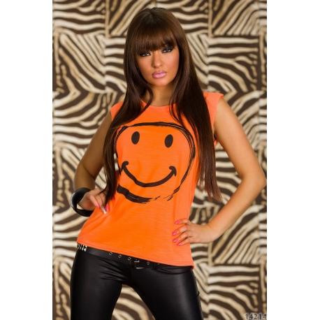 Top Smile orange