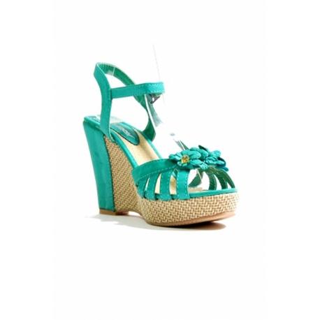 Sandálky Serena Green