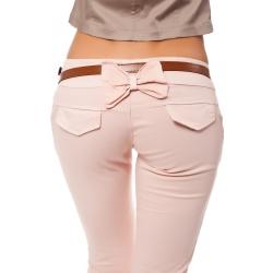 Nohavice Maya pink