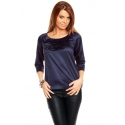 Top Matilda dark blue