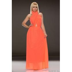 Šaty Maxim orange
