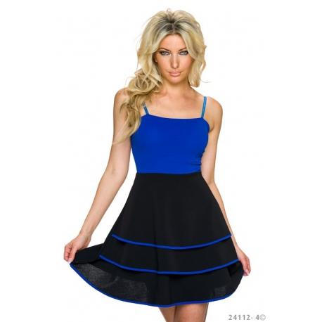 Šaty Mia blue