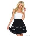 Šaty Mia white