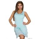 Šaty Debie Turquoise