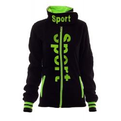 Mikina Sport Green