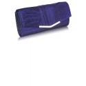 Spoločenská kabelka Riky Blue