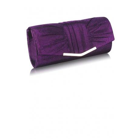 Spoločenská kabelka Riky Purple