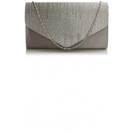 Spoločenská kabelka DiamantGrey