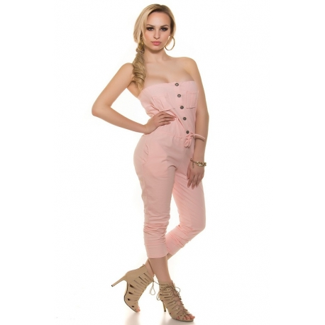 Overal KCL Pink