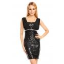 Elegantné šaty Emma black