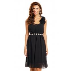 Šaty Emma Dore black
