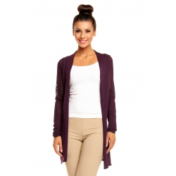 Cardigan  Sweewe purple