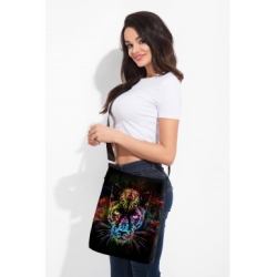 Cocoviu Crossbody Tiger