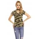 Army tričko  Emilie