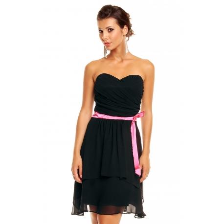 Šaty Black