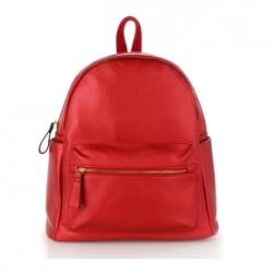 Batoh Amy červená