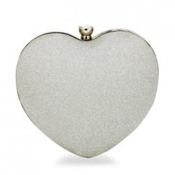 kabelka Heart gold