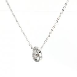 Dizajnový náhrdelník Prepletené prstene