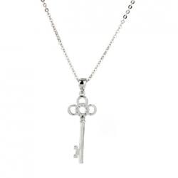 Dizajnový náhrdelník Kľúčik