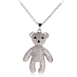 Dizajnový náhrdelník Teddy