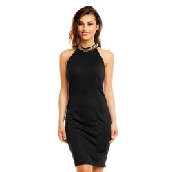 šaty Mayaadi black