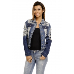 Jeansová bunda
