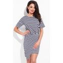 Športové šaty Stripes