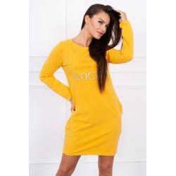 Pohodlné šaty VOUGE